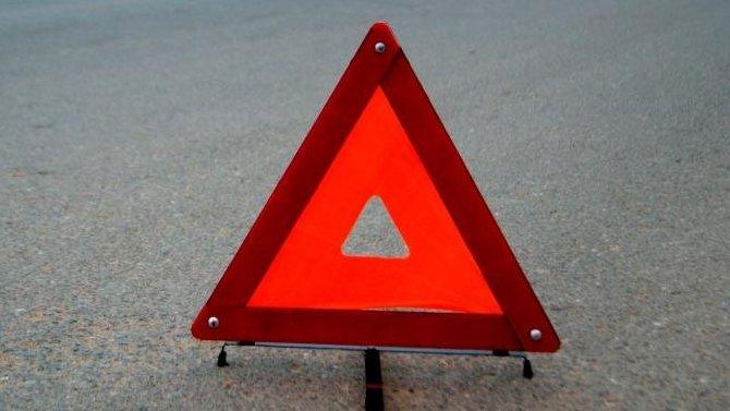 В Туле в ДТП с трактором пострадала девушка