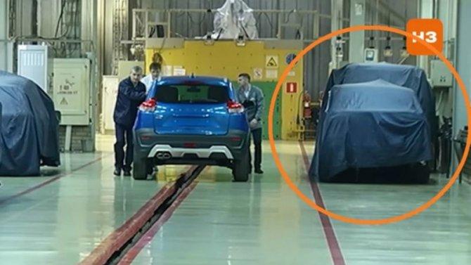 «АвтоВАЗ» готовит новый автомобиль?