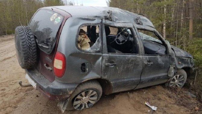 В ДТП в Онежском районе погиб пассажир автомобиля