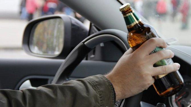 Каждый девятый погибший вавариях— жертва пьянства зарулём