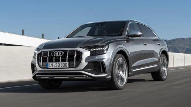ВРоссии начались продажи Audi SQ8
