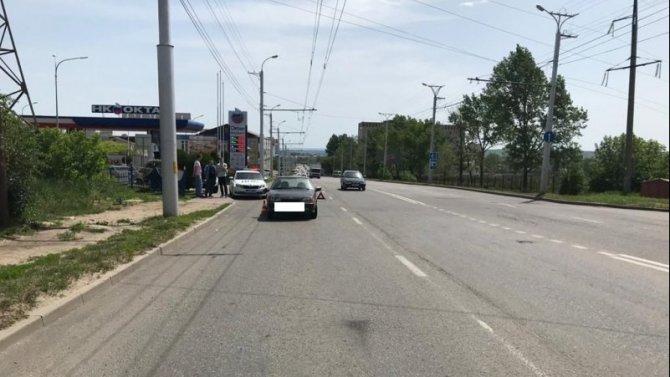 В Ставрополе ВАЗ сбил женщину