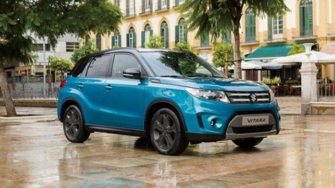 Suzuki Vitara: двойной юбилей вРоссии