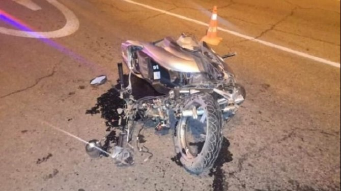 В Анапе в ДТП погиб мотоциклист
