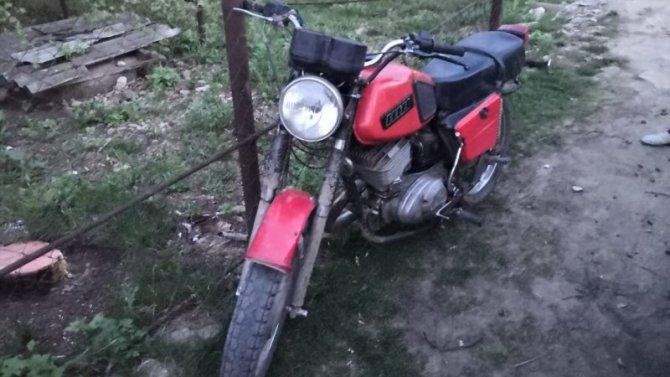 В Татарстане подросток на мотоцикле сбил ребенка