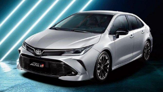 Toyota Corolla получила спортивное исполнение