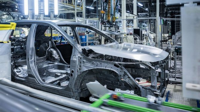 Регионы решают: Toyota возобновила работу в России
