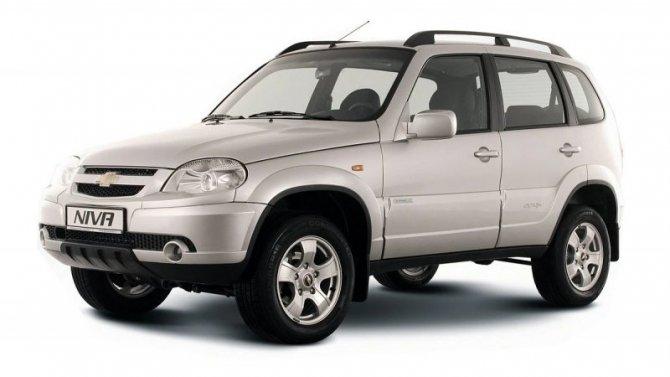 Падение рубля: опять подорожала Chevrolet-Niva