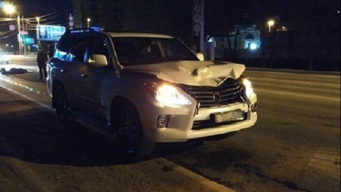 В Перми водитель «Лексуса» без прав насмерть сбил девушку
