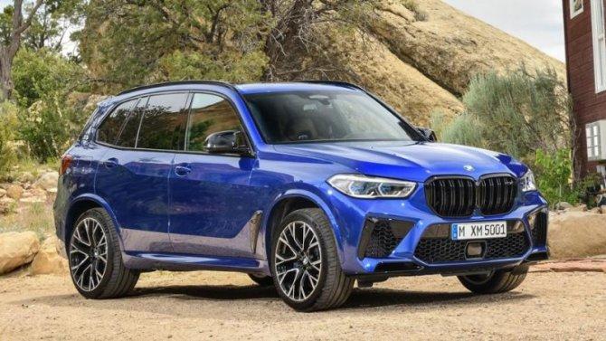 Поступили впродажу новые BMW X5 MиBMW X6 M