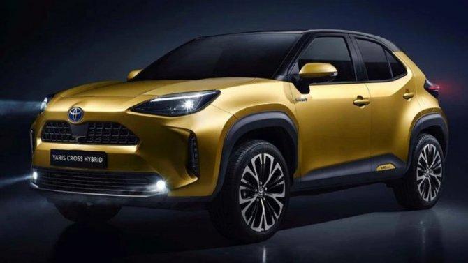 Известен срок старта продаж самого дешёвого кроссовера Toyota