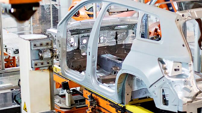 Volkswagen будет собирать в России два новых неизвестных кроссовера