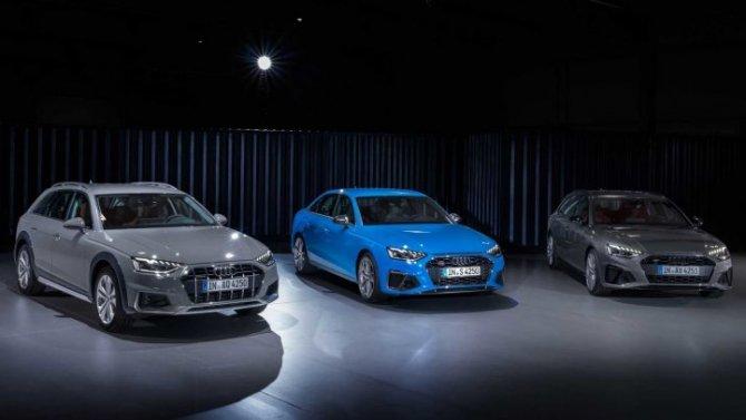 Пандемия: Audi продлевает гарантийные сроки