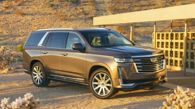 Новый Cadillac Escalade: мощь иэкономичность