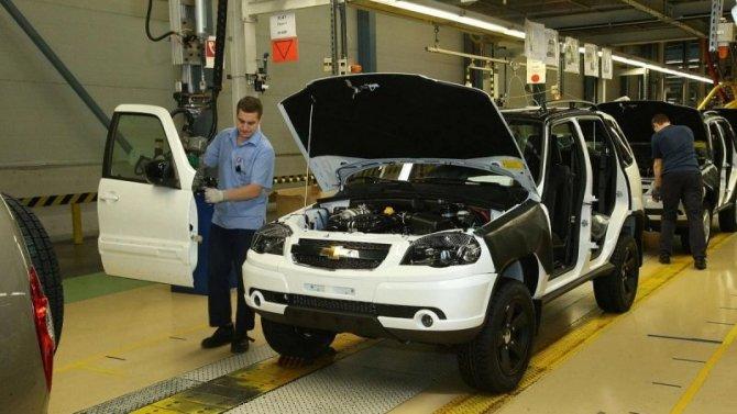 Стала известна сумма, выплаченная «АвтоВАЗом» заакции «GM-АвтоВАЗ»