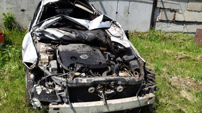Молодой водитель погиб в ДТП вПронском районе