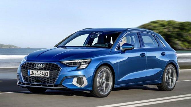 ВРоссии изменились цены наавтомобили Audi