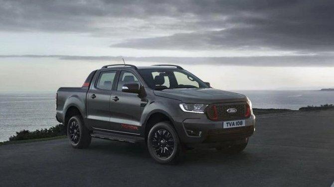 Ford Ranger получил «громовую» спецверсию