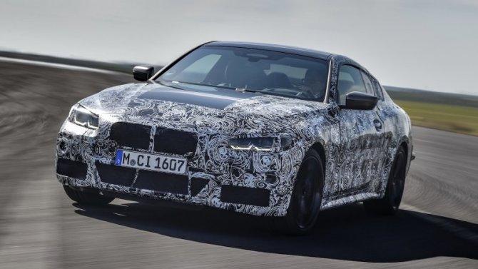 Завершаются испытания нового купе BMW 4-Series
