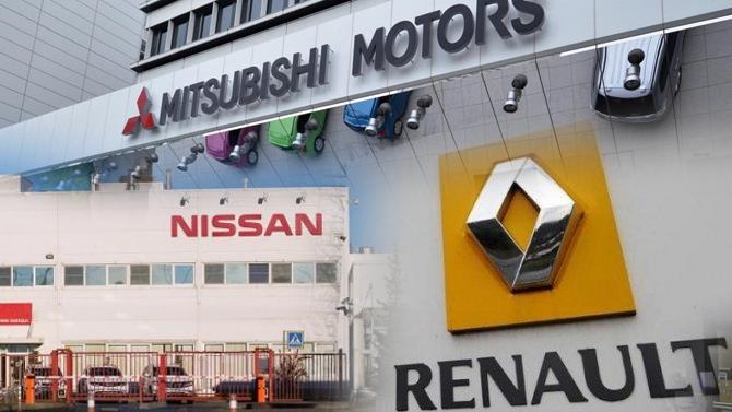 Renault, Nissan иMitsubishi решили копировать автомобили друг друга итак завоевать мир