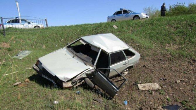 Четыре человека пострадали в ДТП в Марксовском районе Саратовской области