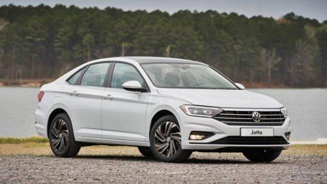 Известны рублёвые цены нановый Volkswagen Jetta