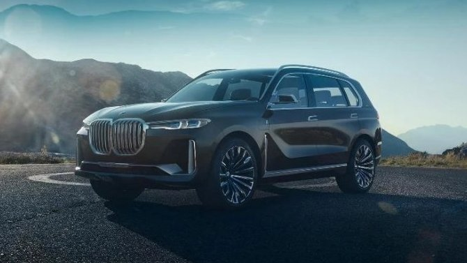 BMW X8 M: занавес слегка поднялся