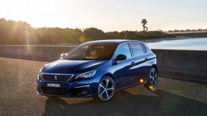 Peugeot 308 получит «заряженную» версию