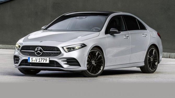 Падение рубля: подорожали почти все модели Mercedes-Benz