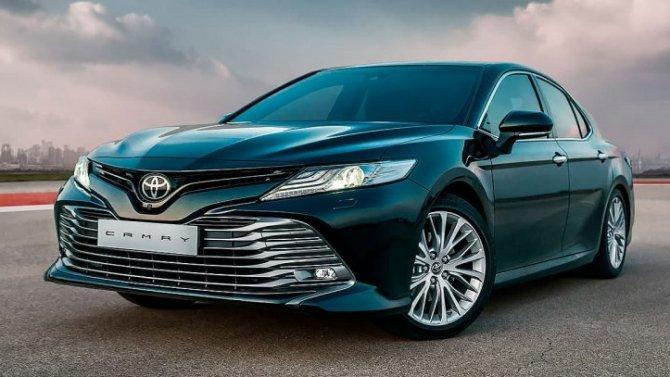 ВАрмении подешевеют Toyota Camry иRAV4— потому что будут экспортироваться изРоссии, анеиз Японии