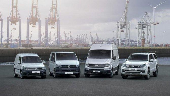 Volkswagen заморозил рублёвые цены насвои LCV