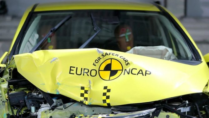 ВEuro NCAP поменяли правила краш-тестов