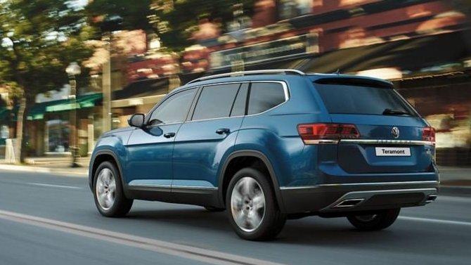 Большой, уютный, умный – за что водителям нравится Volkswagen Teramont