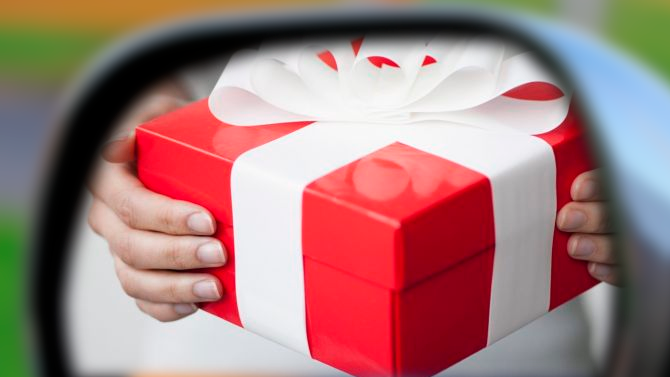 Составлен список лучших автомобильных подарков для женщин
