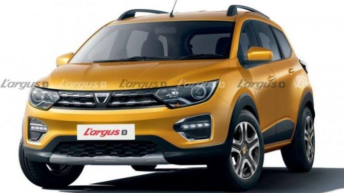 Renault выпустит аналог Lada Largus для Европы