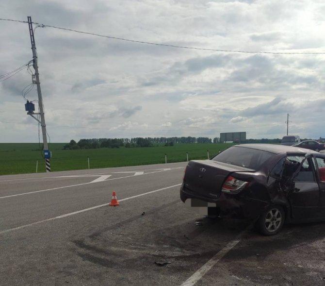Две женщины погибли в ДТП под Курском (1)