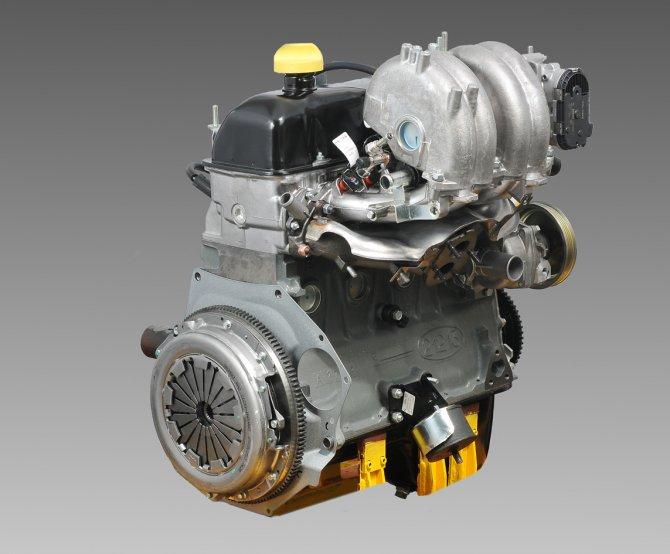 ваз мотор 2
