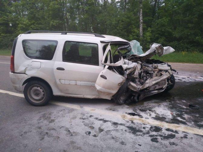 Мужчина и девушка погибли в ДТП в Чувашии (2)