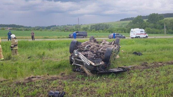 ВЧувашии вДТП погиб пассажир «Волги»