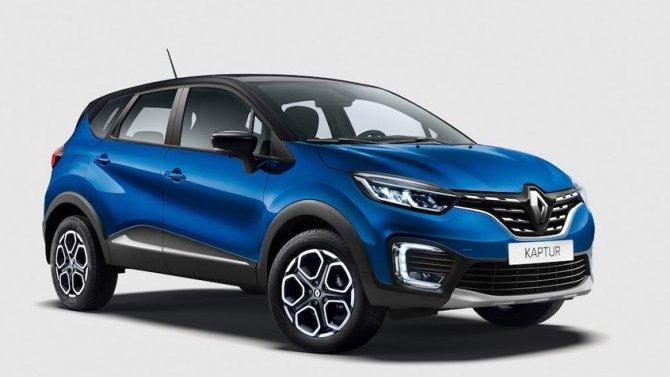 ВРоссии начались продажи обновлённого Renault Kaptur: цены иподробности комплектаций