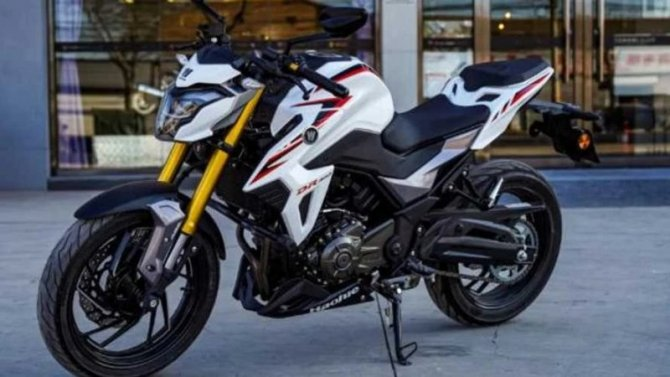 Представлен новый мотоцикл Suzuki GSX-S300