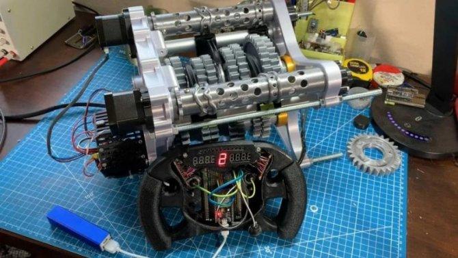 ВСША распечатали на3D-принтере коробку передач болида «Формулы-1»