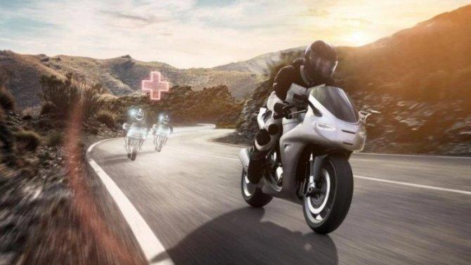 ВГермании создали «ангела-хранителя» для мотоциклистов