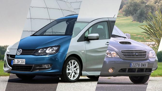 Бюджетный минивэн: что можно купить вместо Lada Largus не дороже600 тысяч рублей