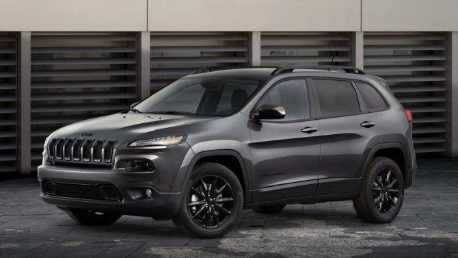 Объявлен массовый отзыв Jeep Cherokee