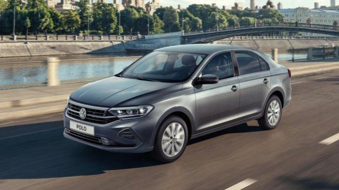 ВРоссии отзывают Volkswagen Polo