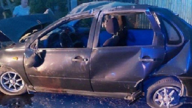 Женщина погибла в ДТП на переезде в Волгоградской области