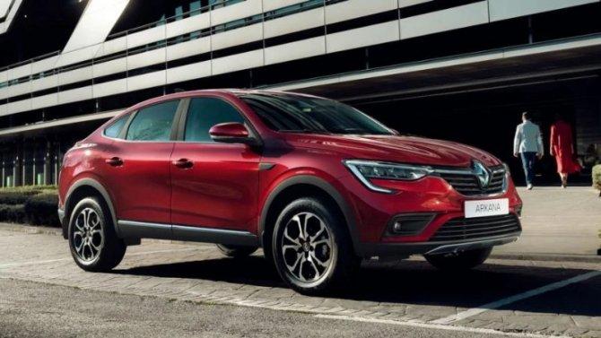 Почему водителям нравится Renault Arkana?