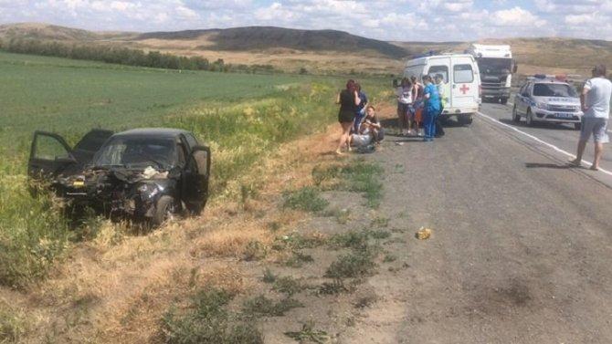 Молодой водитель погиб в ДТП в Гайском районе