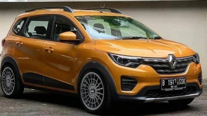 Надорогах появился новый кроссовер Renault